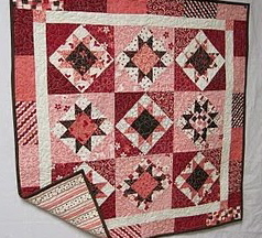 Gloria Hookd on Quilts
