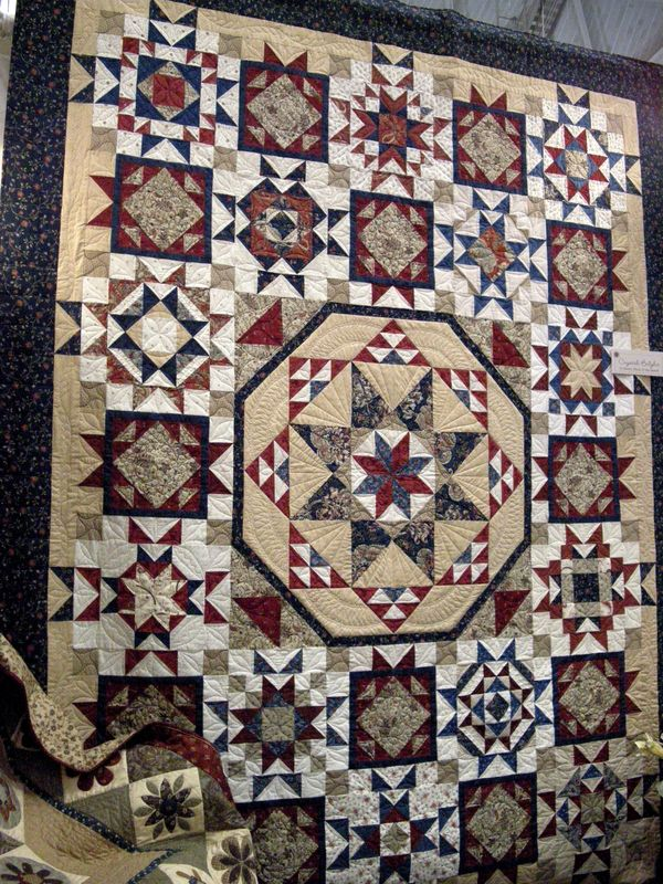 Quilt Club Country Sampler Quilts