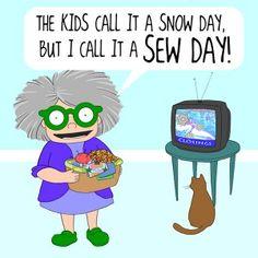 Snowdaysewday