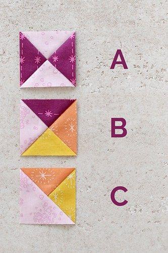 Quater Square Triangle